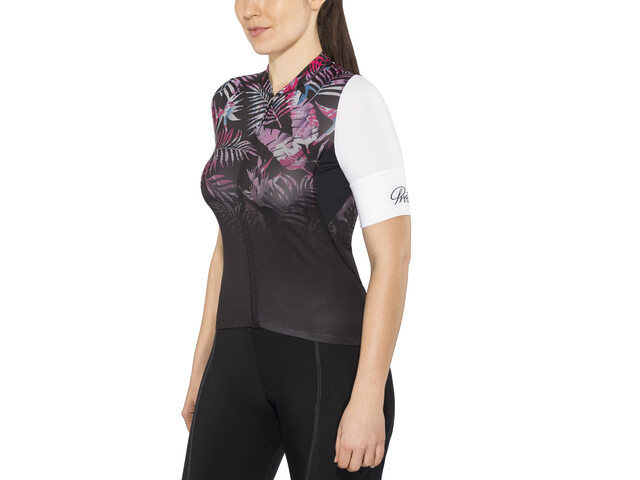 Protective HP Tropical Mask SS Full-Zip Jersey Damen black